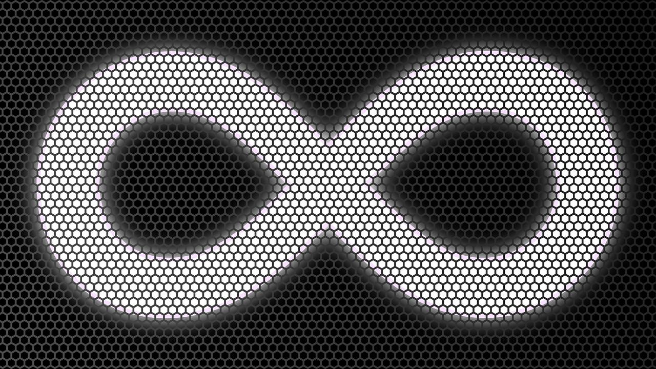 Infinity Symbol Silhouette  - DG-RA / Pixabay